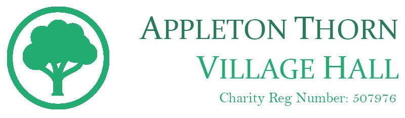 Appleton Thorn Village Hall Logo